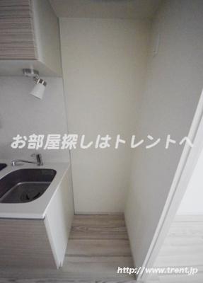 【キッチン】プレールドゥーク秋葉原Ⅲ