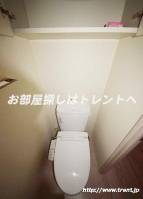 【トイレ】プレールドゥーク秋葉原Ⅲ