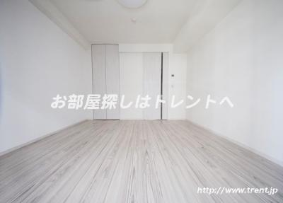 【洋室】プレールドゥーク秋葉原Ⅲ