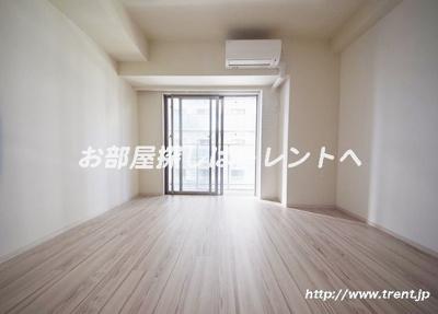 【居間・リビング】プレールドゥーク秋葉原Ⅲ