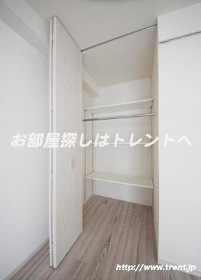 【収納】プレールドゥーク秋葉原Ⅲ