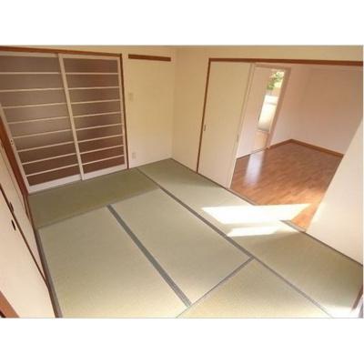【内装】グリーンハイム柴田