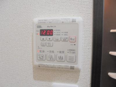 【設備】フジパレス針中野