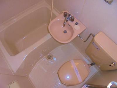 【浴室】サクセス照ヶ丘