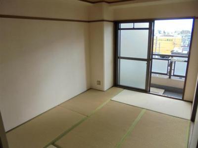 【和室】ソレイユ東田辺