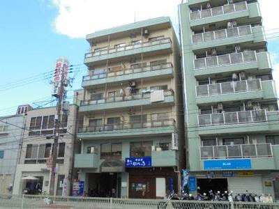 【外観】ソレイユ東田辺