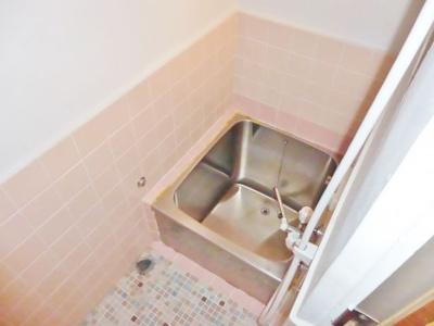 【浴室】法善寺2丁目貸家