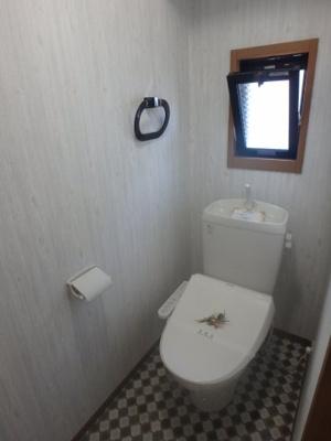 白楽町 えとあシティC 1K トイレ