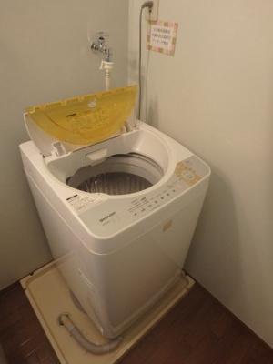 白楽町 えとあシティC 1K 洗濯機