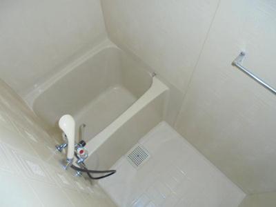 【浴室】サンシティー針中野