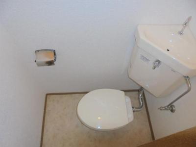 【トイレ】サンシティー針中野