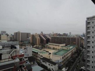 品川区 東品川 リノベーションマンション 東品川ガーデニア 眺望
