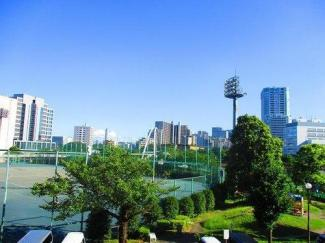 品川区 東品川 リノベーションマンション ミサワホームズ天王洲 眺望