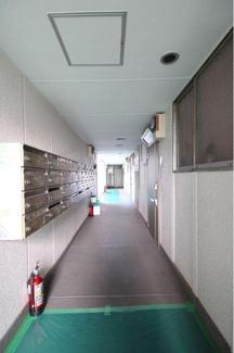 品川区 北品川 リノベーションマンション 御殿山第2コーポラス 廊下