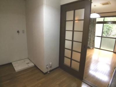 8帖のお部屋は割と広く感じていただけるのではないでしょうか。