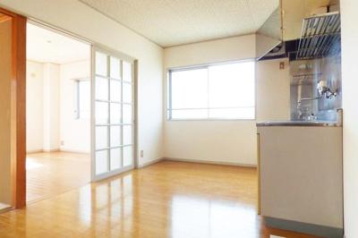 【キッチン】イーグルホワイト