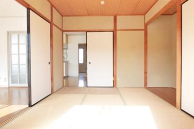 【寝室】イーグルホワイト