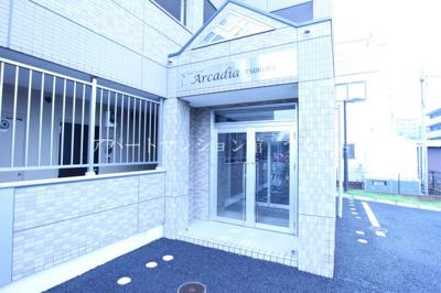 【エントランス】Arcadia TSUKUBA(アルカディア ツクバ)