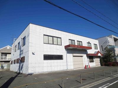 【外観】門真市速見町 倉庫・事務所・営業所