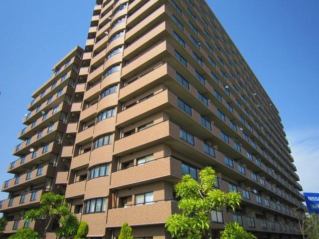 ライオンズマンション鳳北ガーデンシティ  14階建
