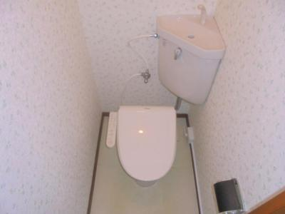 【トイレ】グリンパーク山坂
