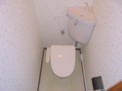【トイレ】グリーンパーク山坂