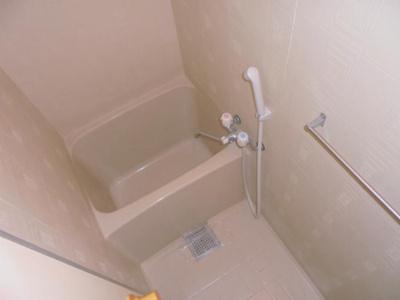 【浴室】グリンパーク山坂