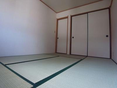 【寝室】ディアコート21