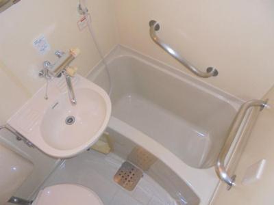 【浴室】スーパーコート長居公園フロント