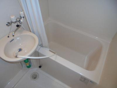 【浴室】MAYA-桜-ビレッジ(ジーバン・ジョティ)