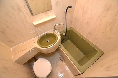 【浴室】ラ・プリーレ