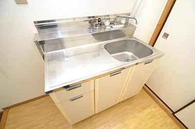【キッチン】ラ・プリーレ