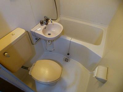 【浴室】クレールメゾン篠原台