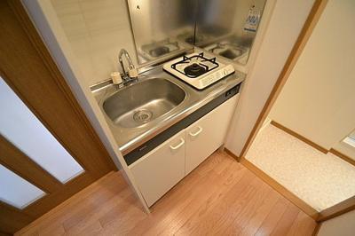 【キッチン】インテリアハシモトビル