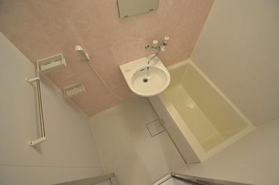 【浴室】青谷ハイツUEDA