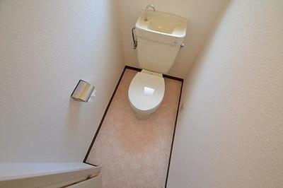 【トイレ】青谷ハイツUEDA