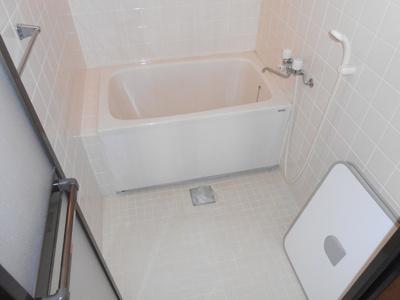 【浴室】六甲ロイヤルマンション
