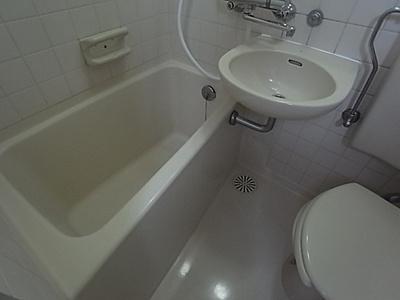 【浴室】グランディア北野異人館通り