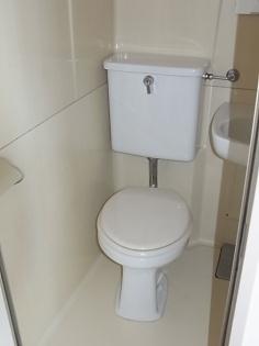 【トイレ】ガス灯