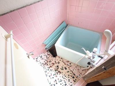 【浴室】山晴荘