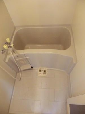 【浴室】コーポティアラ