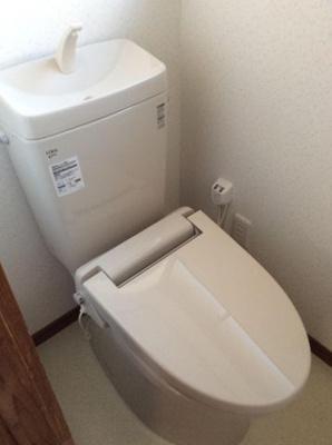 【トイレ】内村アパート