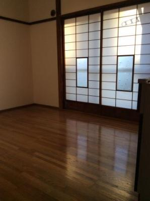 【居間・リビング】内村アパート