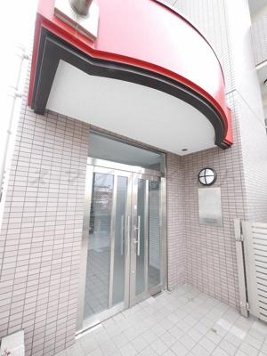 【エントランス】ルネス・カリヨン~仲介手数料半額キャンペーン~