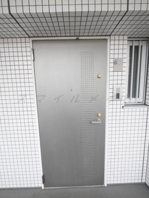 【玄関】パークフラッツ横濱公園~仲介手数料無料キャンペーン~