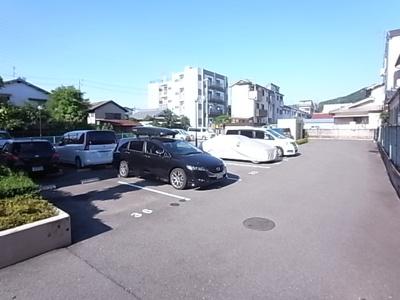 【駐車場】セゾンエスポワール