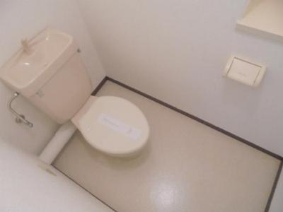 【トイレ】南田辺越部興産ビル