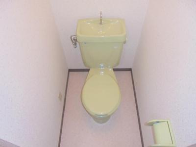 【トイレ】ヴィラージュ中野