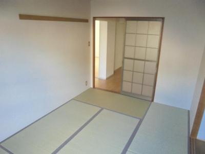 【和室】ミーツ山坂
