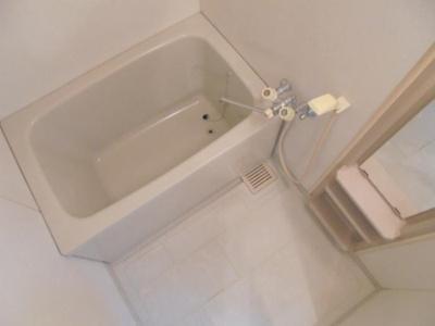 【浴室】ミーツ山坂
